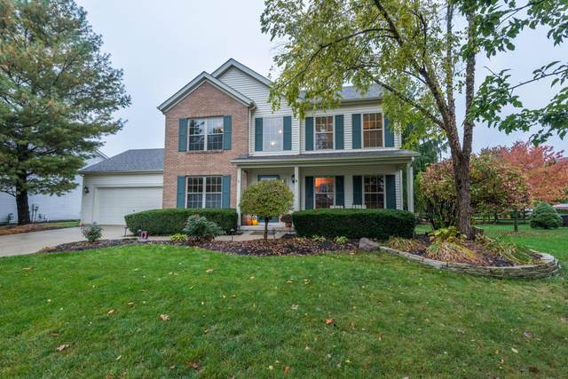 6723 Morningside Drive, Lewis Center, OH 43035 (MLS #220037372) :: Berkshire Hathaway HomeServices Crager Tobin Real Estate