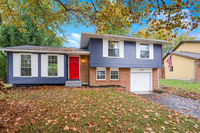 6467 Montford Road W, Westerville, OH 43081 (MLS #220037378) :: The Willcut Group
