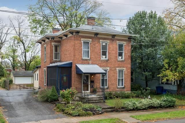 24 N Liberty Street, Delaware, OH 43015 (MLS #220037409) :: Signature Real Estate