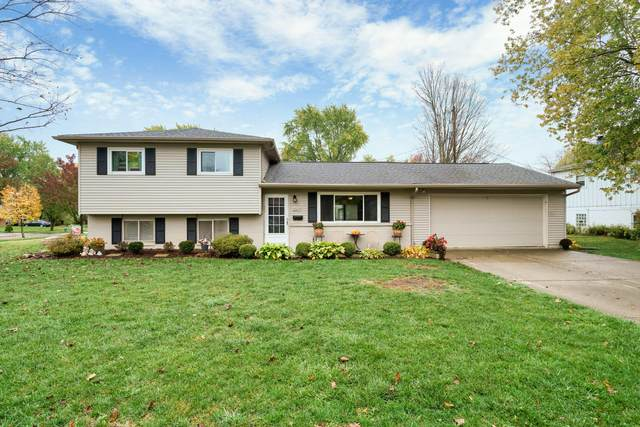 3509 Farley Drive, Hilliard, OH 43026 (MLS #220037412) :: RE/MAX ONE