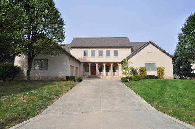 6106 Quin Abbey Court W, Dublin, OH 43017 (MLS #220037413) :: Angel Oak Group