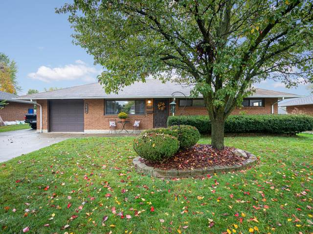 1533 Marvin Drive, Reynoldsburg, OH 43068 (MLS #220037426) :: ERA Real Solutions Realty