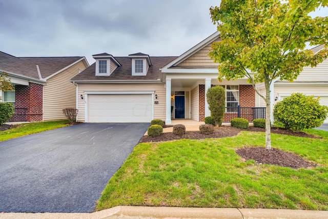 5416 Tathwell Drive 41-541, New Albany, OH 43054 (MLS #220037437) :: MORE Ohio