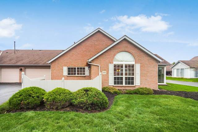 2486 Meadow Glade Drive, Hilliard, OH 43026 (MLS #220037454) :: RE/MAX ONE