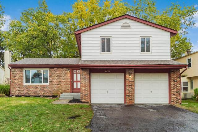 6470 Tassel Court, Westerville, OH 43081 (MLS #220037466) :: RE/MAX ONE