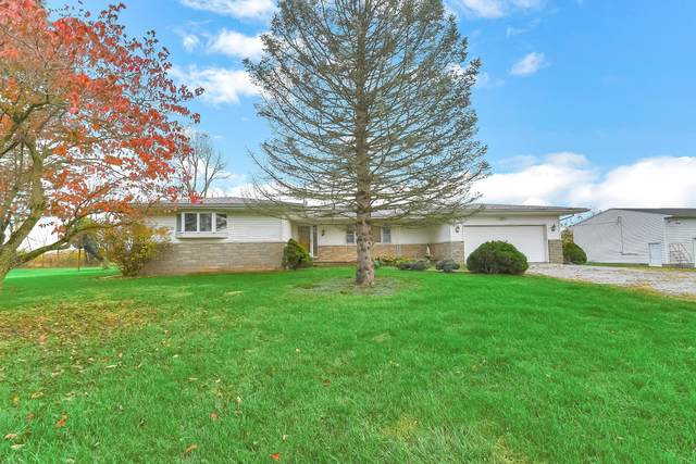 9850 Schoolhouse Road NW, Canal Winchester, OH 43110 (MLS #220037476) :: The Holden Agency