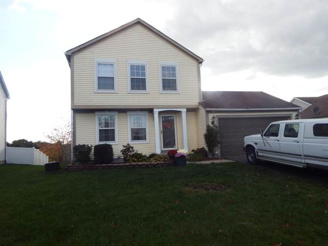 1422 Autumn Drive, Lancaster, OH 43130 (MLS #220037491) :: Signature Real Estate