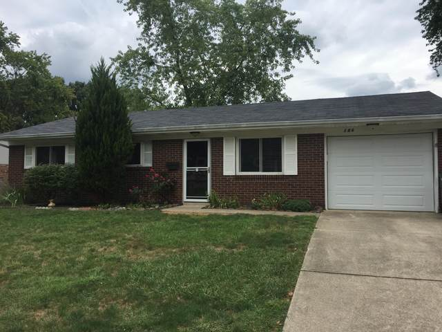 196 Huber Village Boulevard, Westerville, OH 43081 (MLS #220037503) :: Dublin Realty Group
