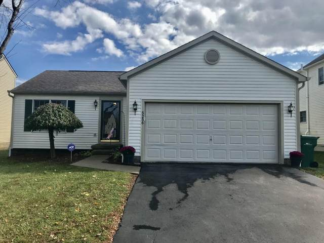 5256 Victoria Street, Groveport, OH 43125 (MLS #220037521) :: The Jeff and Neal Team   Nth Degree Realty