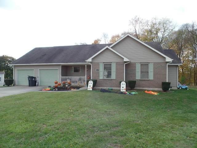449 Wildflower Drive, Newark, OH 43055 (MLS #220037539) :: Signature Real Estate