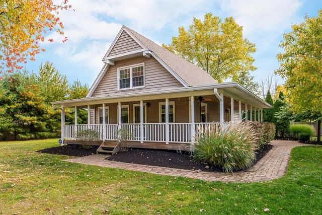 5421 Central College Road, Westerville, OH 43081 (MLS #220037548) :: CARLETON REALTY