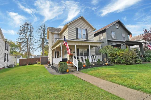 624 E 5th Avenue, Lancaster, OH 43130 (MLS #220037549) :: Signature Real Estate