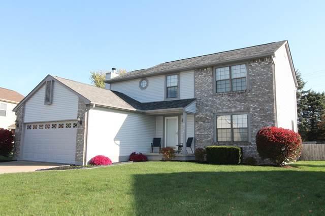 8556 Landseer Drive, Reynoldsburg, OH 43068 (MLS #220037562) :: The Holden Agency