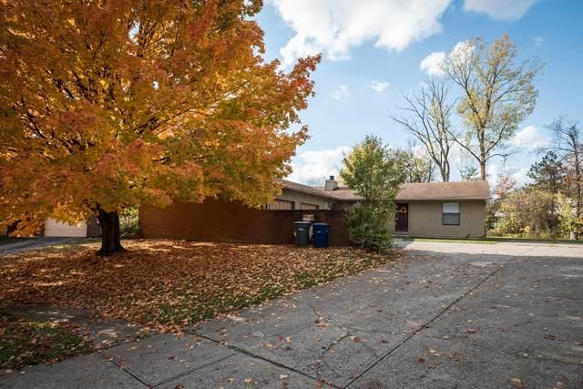 5949 Pine Rise Court, Columbus, OH 43231 (MLS #220037584) :: CARLETON REALTY
