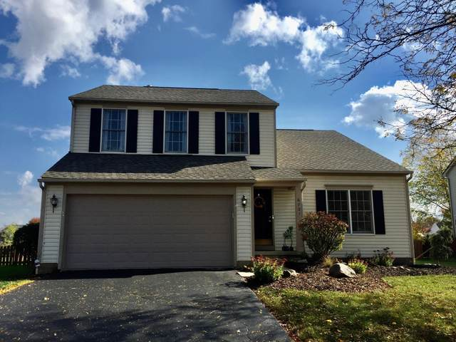 6701 Collingwood Drive, Westerville, OH 43082 (MLS #220037587) :: CARLETON REALTY