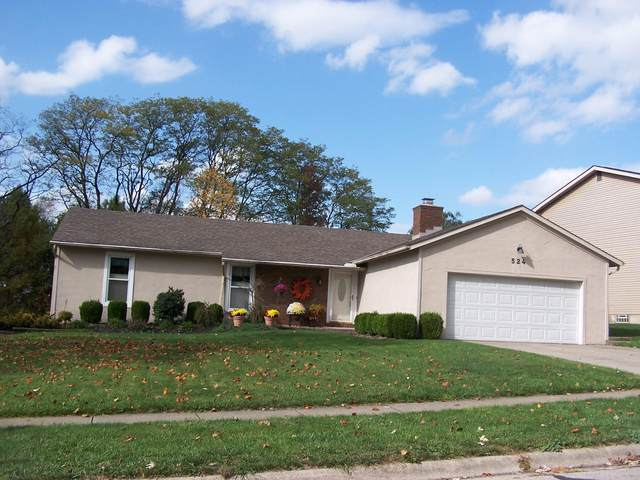 524 Tresham Road, Columbus, OH 43230 (MLS #220037593) :: Signature Real Estate