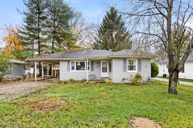 402 Maplewood Avenue, Mount Vernon, OH 43050 (MLS #220037606) :: The Holden Agency