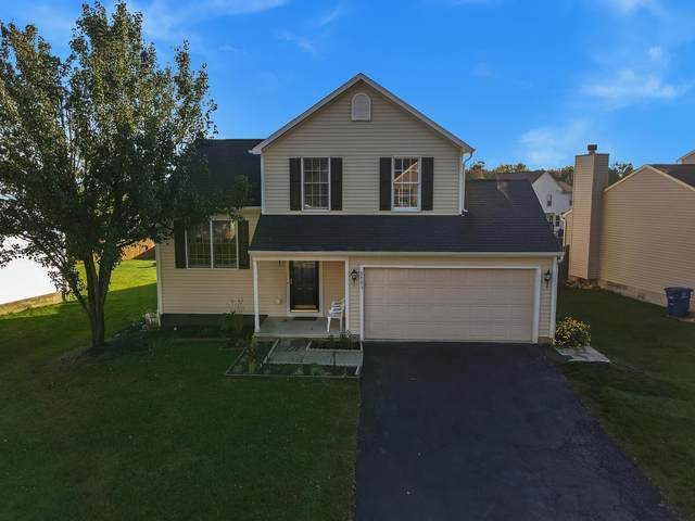 5151 Algean Drive, Canal Winchester, OH 43110 (MLS #220037624) :: RE/MAX ONE