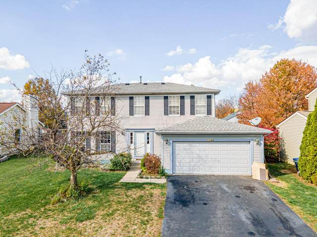 5288 Goldfield Drive, Hilliard, OH 43026 (MLS #220037671) :: RE/MAX ONE