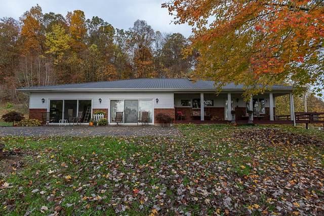 30400 Jug Run Road, Frazeysburg, OH 43822 (MLS #220037677) :: The Holden Agency