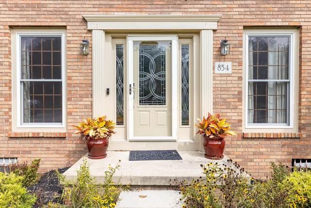 854 Wedgewood Drive, Marysville, OH 43040 (MLS #220037683) :: Signature Real Estate