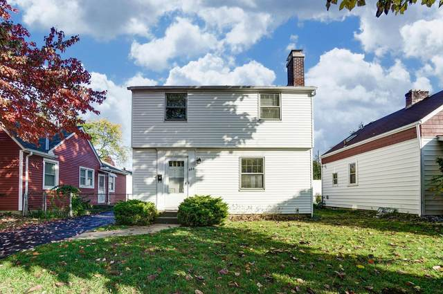 484 Crestview Road, Columbus, OH 43202 (MLS #220037685) :: The Jeff and Neal Team | Nth Degree Realty