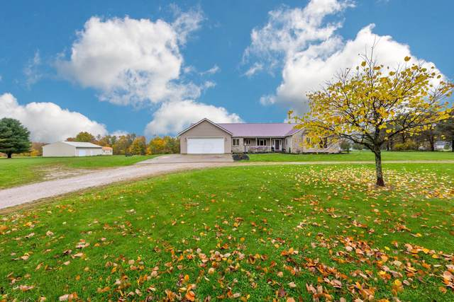 12478 Shipley Road, Fredericktown, OH 43019 (MLS #220037686) :: The Holden Agency
