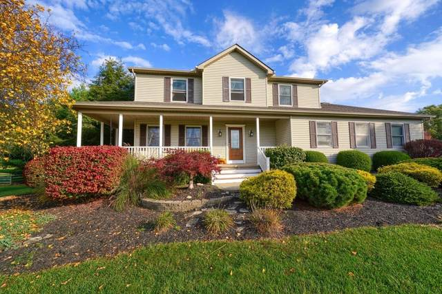 1473 W Slate Ridge Drive NW, Canal Winchester, OH 43110 (MLS #220037707) :: RE/MAX ONE