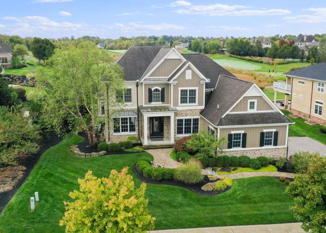 9186 Tartan Fields Drive, Dublin, OH 43017 (MLS #220037708) :: Berkshire Hathaway HomeServices Crager Tobin Real Estate