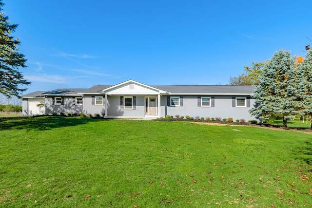 6792 Davis Road, Hilliard, OH 43026 (MLS #220037710) :: The Holden Agency