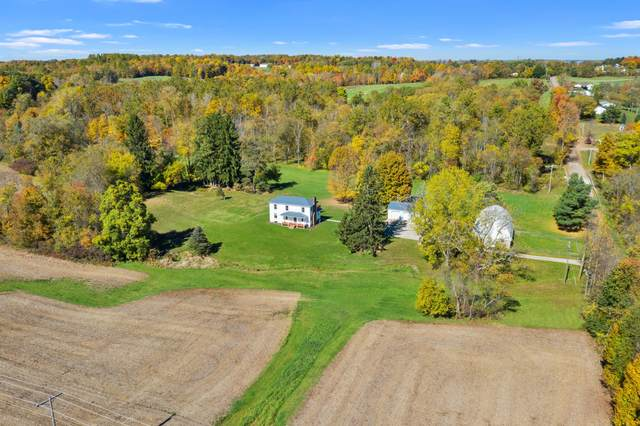 11233 Liberty Chapel Road, Mount Vernon, OH 43050 (MLS #220037713) :: The Holden Agency