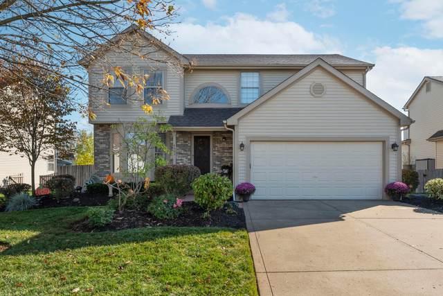 4602 Gillenbury Loop E, Grove City, OH 43123 (MLS #220037716) :: Berkshire Hathaway HomeServices Crager Tobin Real Estate