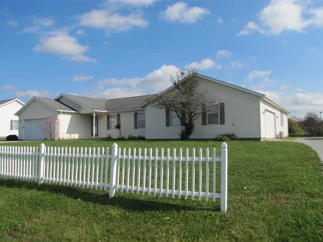 125 Shamrock Drive, Saint Paris, OH 43072 (MLS #220037717) :: Jarrett Home Group