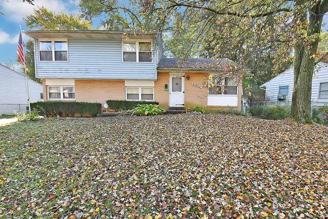1584 Baxter Drive, Columbus, OH 43227 (MLS #220037718) :: The Holden Agency