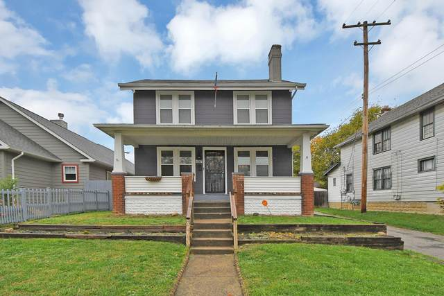 107 N Guilford Avenue, Columbus, OH 43222 (MLS #220037720) :: The Holden Agency