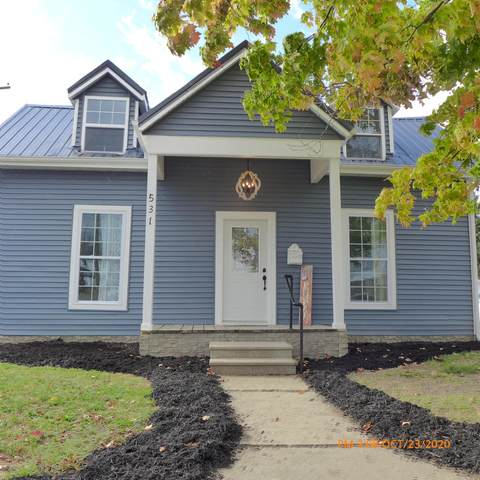531 Elm Avenue, Circleville, OH 43113 (MLS #220037723) :: The Jeff and Neal Team | Nth Degree Realty