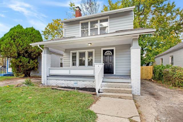 1602 Cordell Avenue, Columbus, OH 43211 (MLS #220037724) :: The Jeff and Neal Team | Nth Degree Realty
