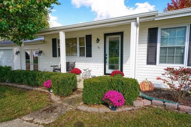 97 West Street, Bloomingburg, OH 43106 (MLS #220037729) :: The Holden Agency