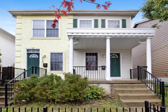 375 Taylor Avenue, Columbus, OH 43203 (MLS #220037753) :: Core Ohio Realty Advisors