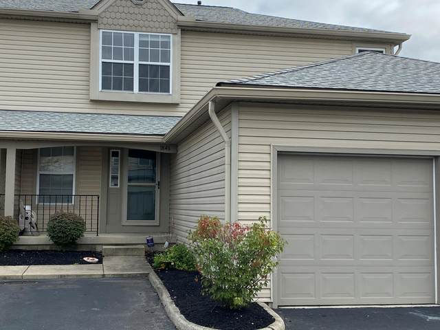 1846 Hobbes Drive 74C, Hilliard, OH 43026 (MLS #220037766) :: The Holden Agency