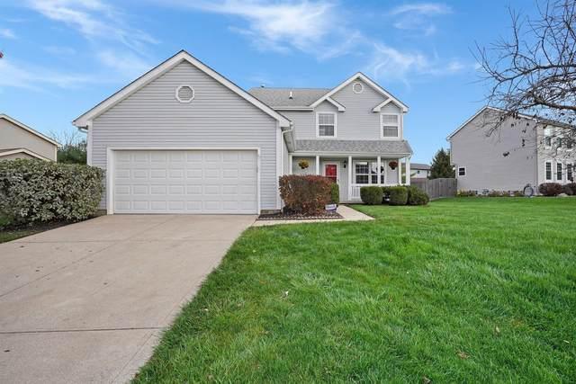 8488 Sunlight Drive, Reynoldsburg, OH 43068 (MLS #220037780) :: Signature Real Estate