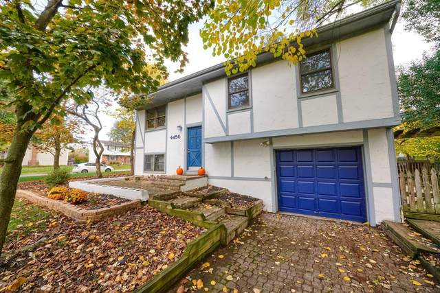 4456 Valley Quail Boulevard N, Westerville, OH 43081 (MLS #220037790) :: Berkshire Hathaway HomeServices Crager Tobin Real Estate