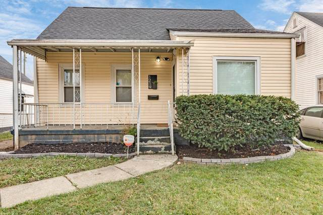 1219 Duxberry Avenue, Columbus, OH 43211 (MLS #220037791) :: CARLETON REALTY