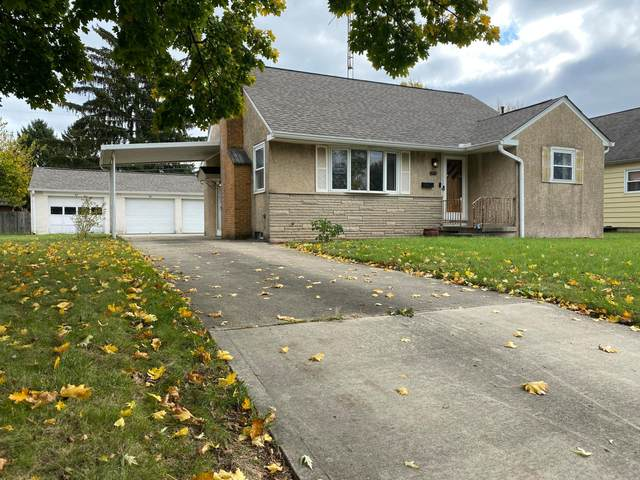 3772 Meadow Lane, Grove City, OH 43123 (MLS #220037792) :: Berkshire Hathaway HomeServices Crager Tobin Real Estate