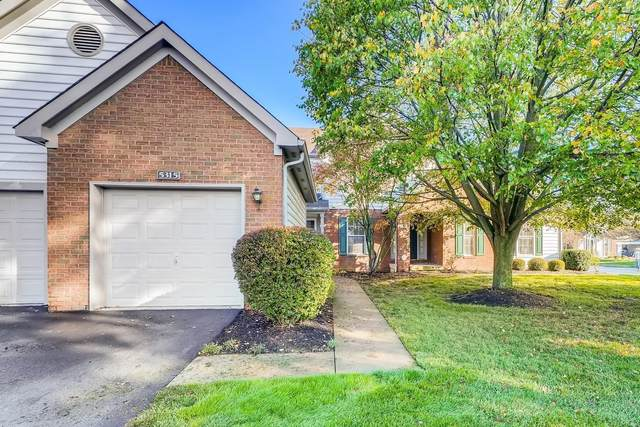 5315 Bethel Park Drive, Columbus, OH 43235 (MLS #220037810) :: The Holden Agency