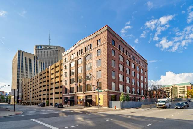 78 E Chestnut Street #604, Columbus, OH 43215 (MLS #220037824) :: MORE Ohio