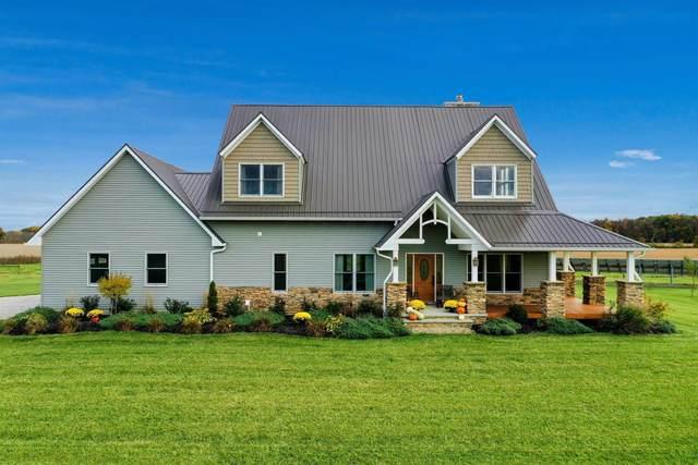 11505 Rittenhouse Road, Marysville, OH 43040 (MLS #220037845) :: Signature Real Estate