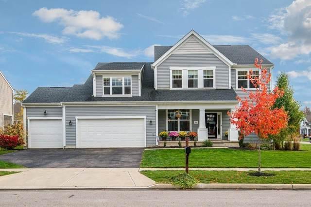 766 Arabian Circle, Marysville, OH 43040 (MLS #220037874) :: Signature Real Estate