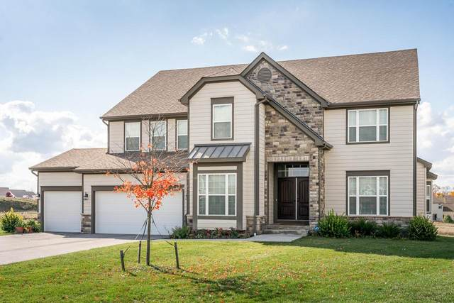 4034 Kelly Court, Dublin, OH 43016 (MLS #220037879) :: Sam Miller Team