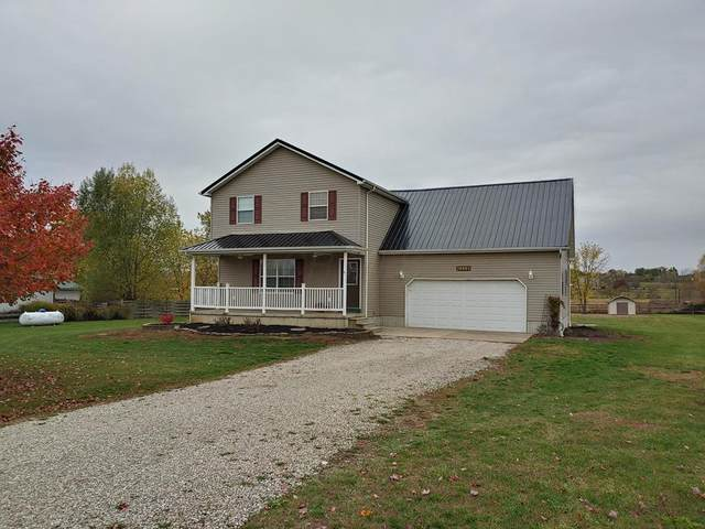 28085 Kime Holderman Road, Circleville, OH 43113 (MLS #220037884) :: The Holden Agency